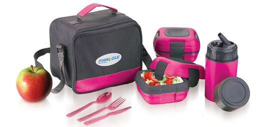 Lunch Box Bag Set for Adults and Kids #thermolunchbox