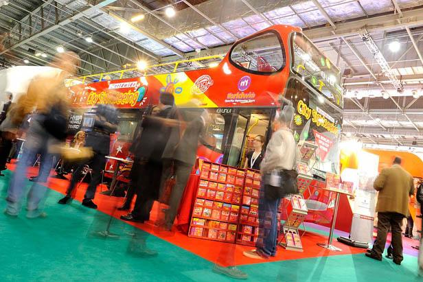 WTM 2011 - World Travel Market (ロンドン・世界旅行見本市)