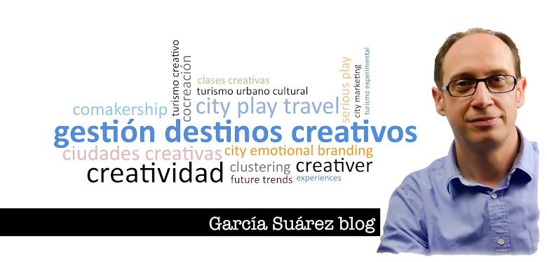 García Suárez blog