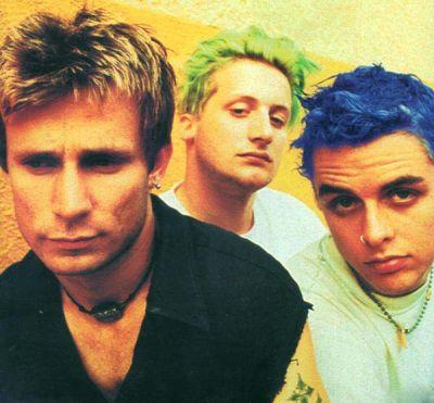 Green Day Warning Single