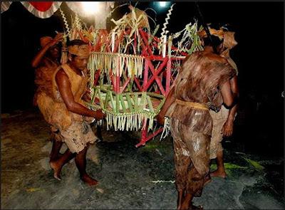 Sejarah dan kebudayaan Suku Bonai Asal Riau