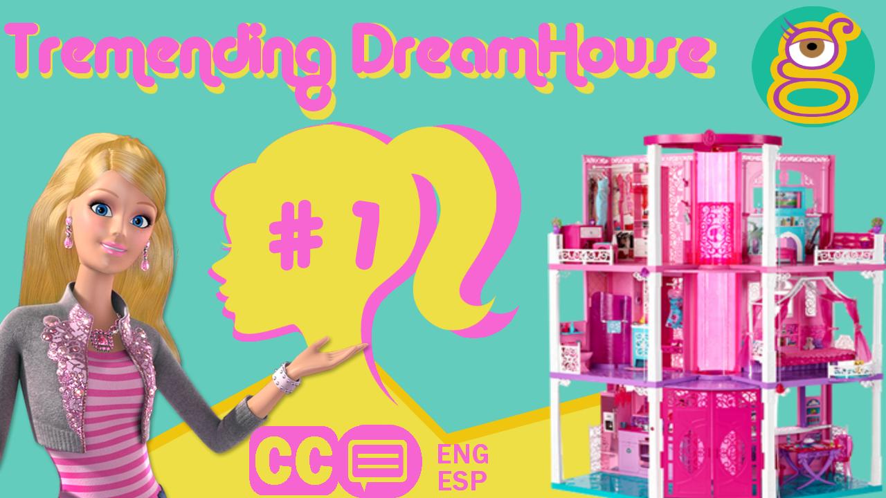 Aprende inglés con Barbie Dreamhouse learn English with Barbie juguetes de barbie dolls # 1