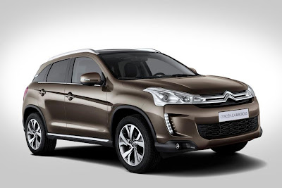 facebook citroen c4 aircross