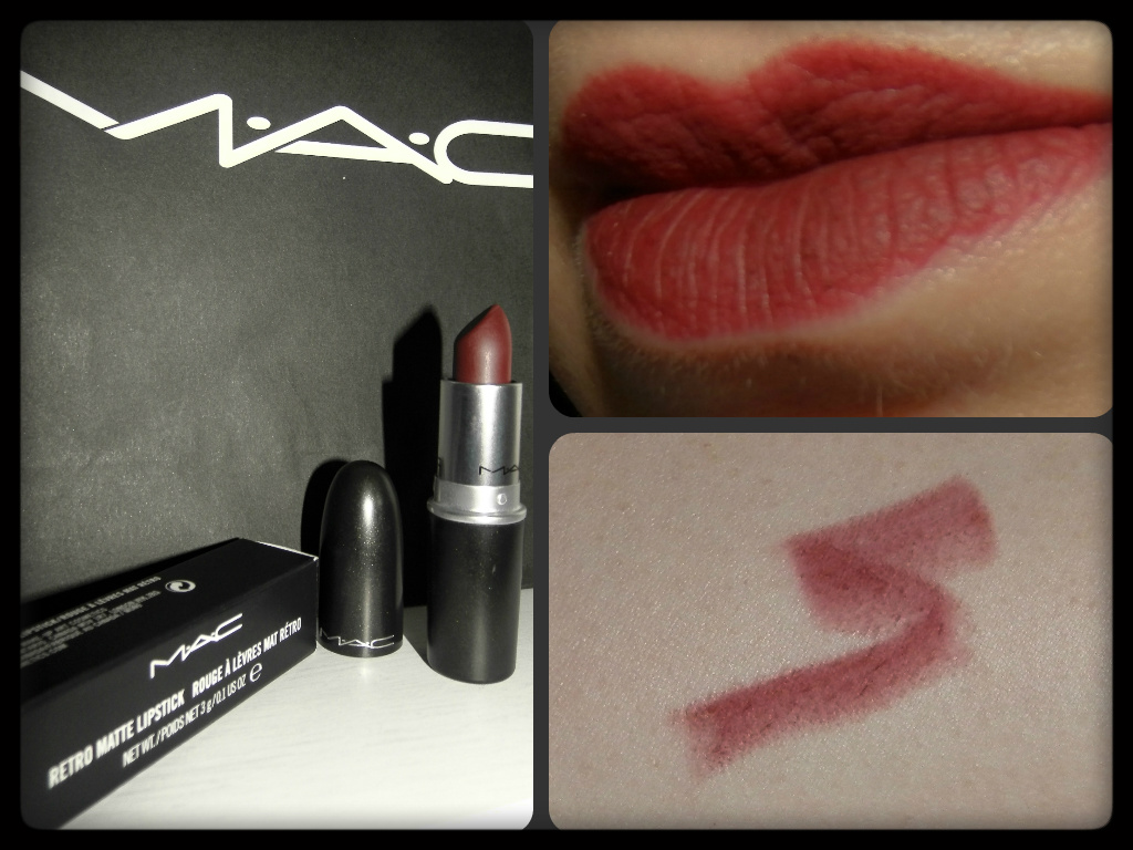 Mac Retro Matte Lipstick | Car Interior Design