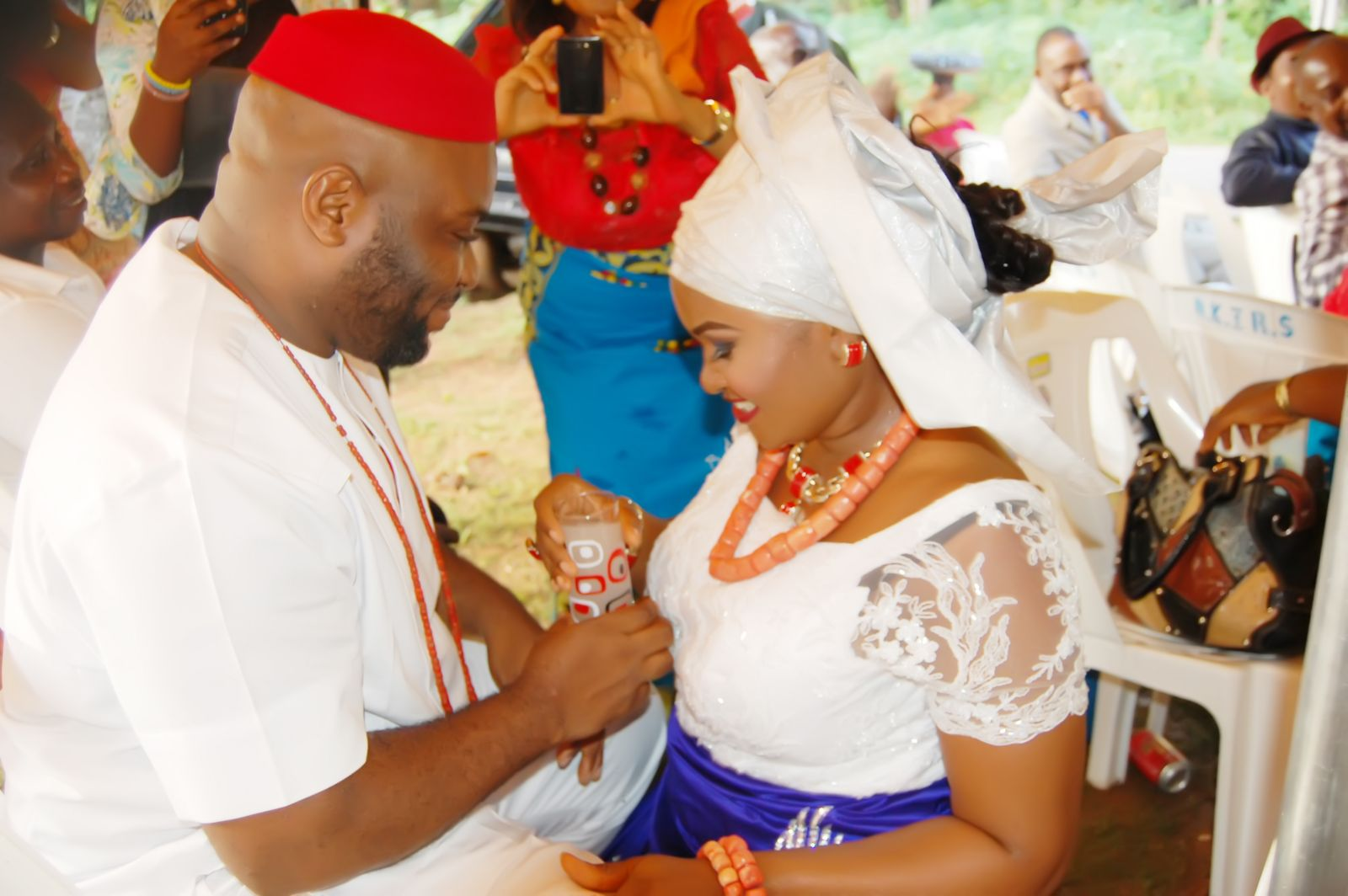Nairaland traditional wedding