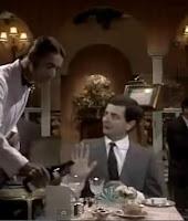 Mr Bean Đi ăn Nhà Hàng