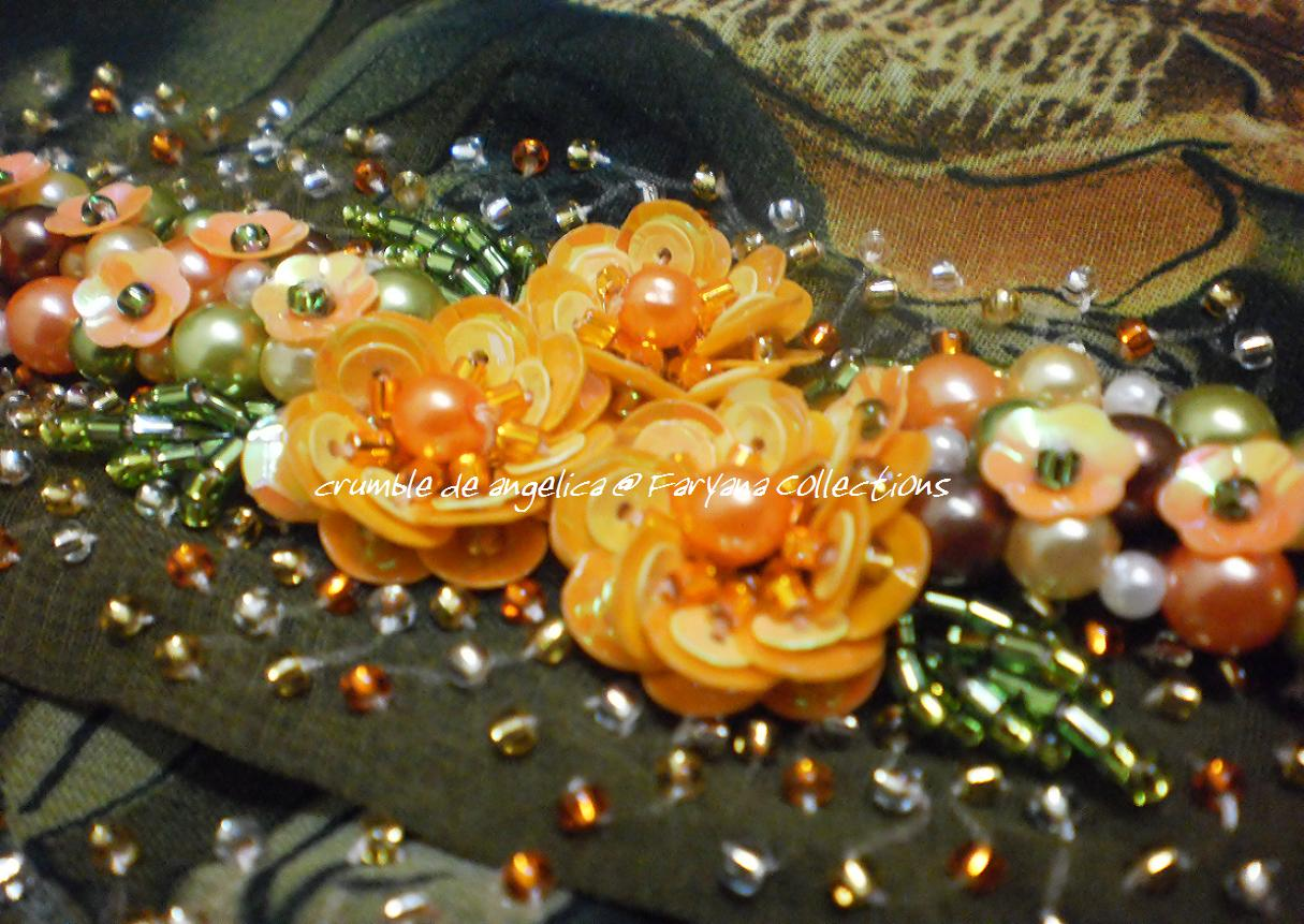Sulaman Manik & Labuci d'Faryana Collections©: Crumble de Angelica ...