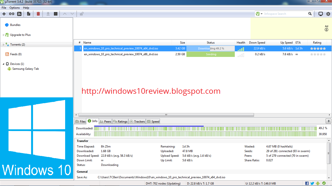 how to use utorrent windows