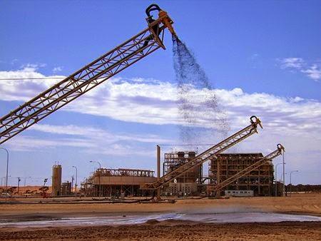 Heavy Mineral Mining VV Minerals