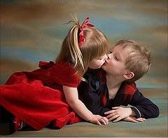 Kiss boy and girl — 7