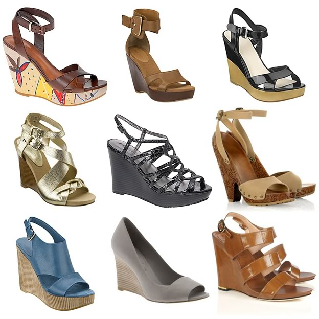 Wedges Examples