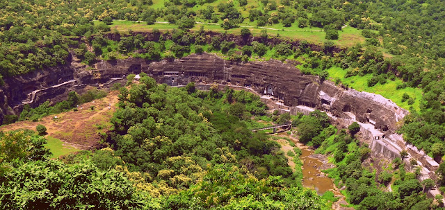 Ajanta Caves Treasure of Maharashtra