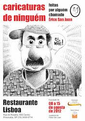 """Caricaturas de Ninguém"" (2012)"