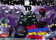 Pokemon Invaders TD