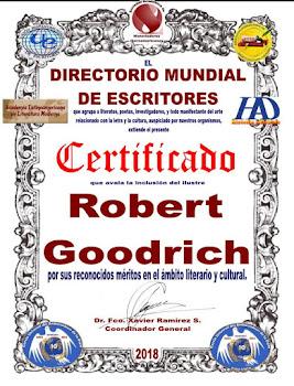Miembro Directorio Mundial de Escritores