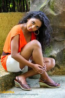 Lakshika Jayawardhana shorts kakul