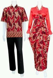 Macam-Macam Model Baju Batik Sarimbit 495ac22956
