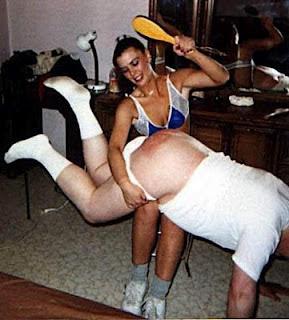 Stories f m stripping spank