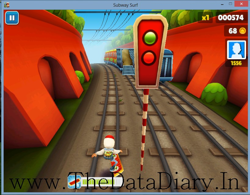 Subway Surfers For Pc Download Windows 7 8 Xp Vista How To Play Subway