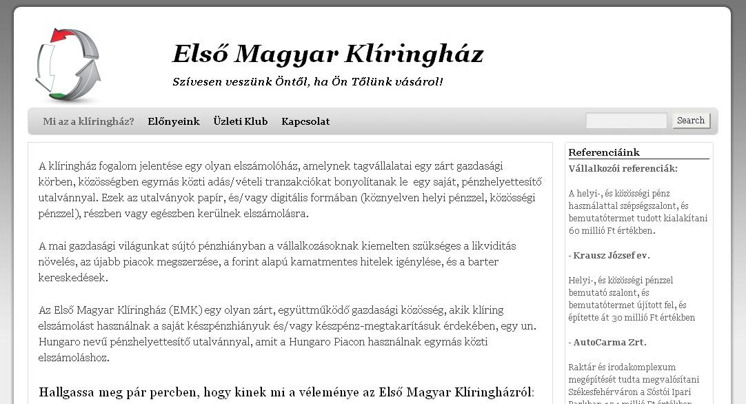 Első Magyar Klíringház