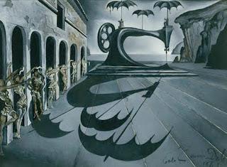 Máquina de coser - Salvador Dalí