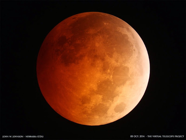 eclipse lunar total lua de sangue