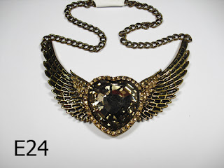 kalung aksesoris wanita e24