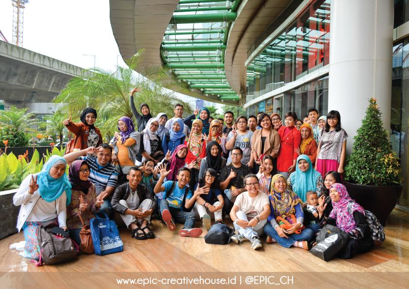 Foto Group peserta KOPI SUSU Warung Blogger