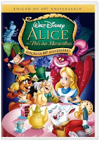 Alice No País Das Maravilhas - Edição de 60º Aniversário - DVD