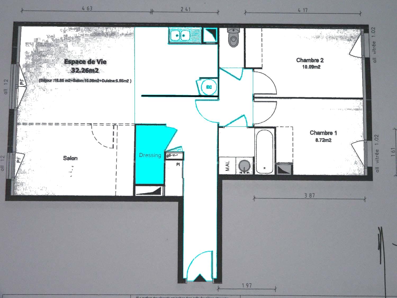 Planos low cost c mo sacar una nueva habitaci n en tu casa for Hacer planos online facil