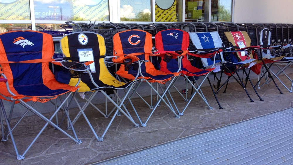 Buy A Chair    Support Your NFL Team