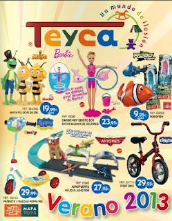 catalogo teyca verano 2013