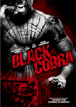 Filme Poster Black Cobra DVDRip XviD &amp; RMVB Legendado