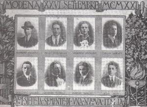 L'ECCIDIO DI MODENA 26 SETTEMBRE 1921