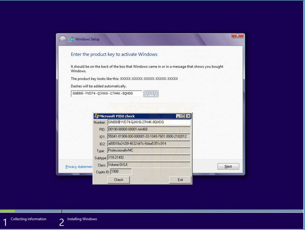 download produkey for x32
