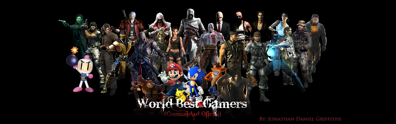 World Best Gamers | De Gamers para Gamers...