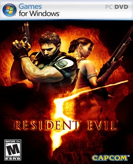 Resident Evil 5 PC Box