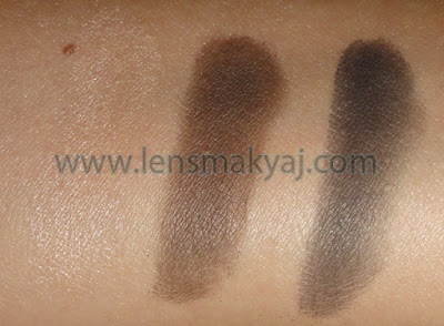 Oriflame Smoky Brown