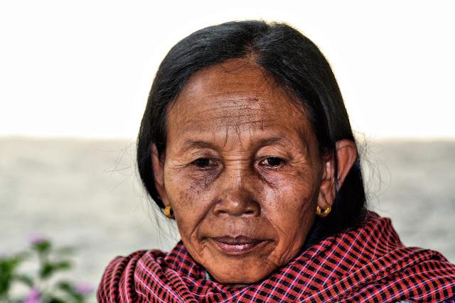 habitante de Prey Kontrong