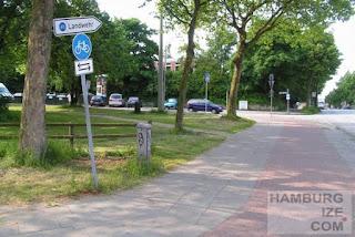 Burgstraße / Borgfelder Straße