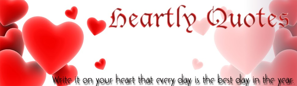 Heartly Quotes
