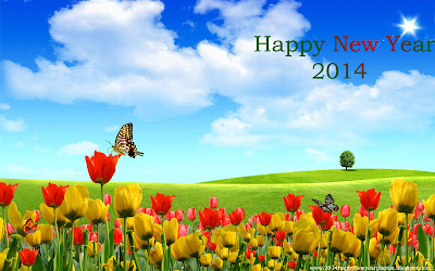 Latest Happy New Year 2014 Images Wallpapers