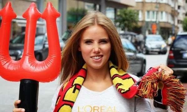 Belgian Teen Axelle Despiegelaere