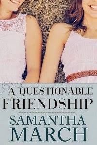 A Questionable Friendship / Tour Giveaway