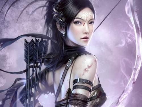 Mito guerrera