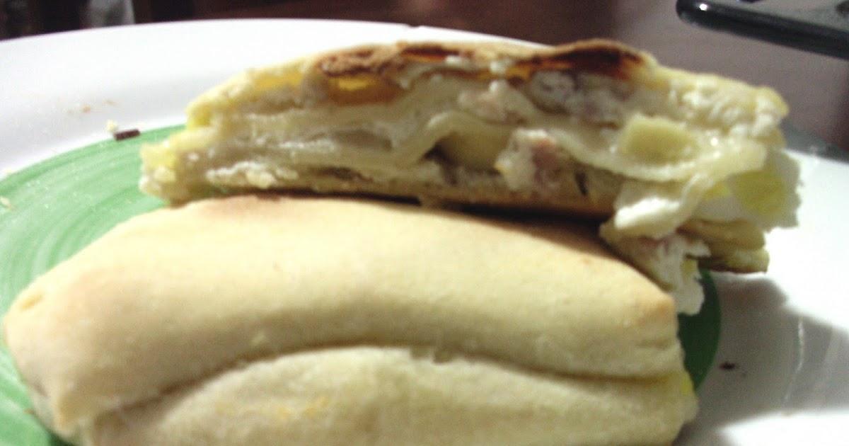 Cosa cucino oggi scacce modicane ricotta e salsiccia - Cosa cucino oggi a cena ...
