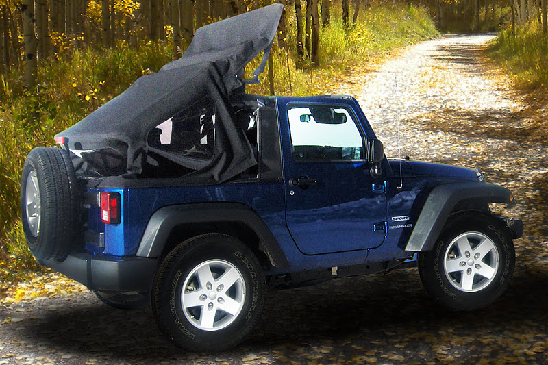 autos am ricaines blog sema show 2011 ruggedridge et roadwire proposent des jeep wrangler. Black Bedroom Furniture Sets. Home Design Ideas