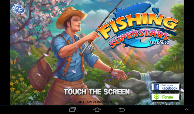 Fishing Superstars Season 2 HD Wallpaper
