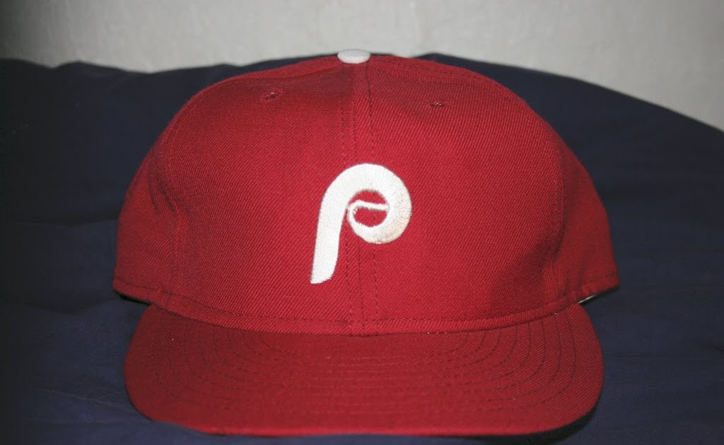 The Ballcap Blog Oddball Phillies Cap Made By Wilson