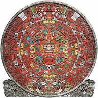 gambar kalendar bangsa maya